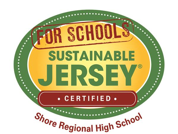 SRHS Receives Sustainable Jersey for Schools Bronze certification