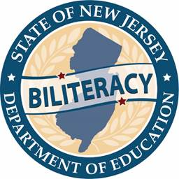 NJ State Seal of Biliteracy at program at Shore Regional High School