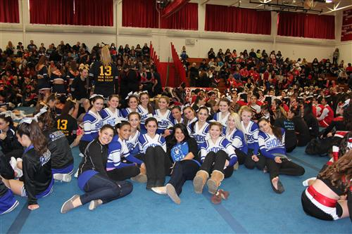 Cheerleading Competition Team 12-13